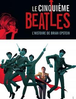 cinquieme-beatles Le Cinquième Beatles, L'histoire de Brian Epstein