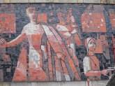 Workerist Mosaic, Warsaw