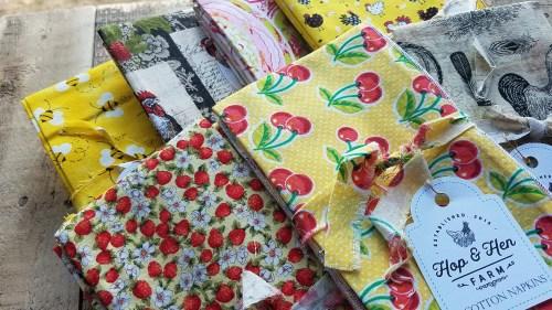 farm napkins