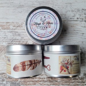 muscadine-candle