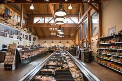hopcott meats store