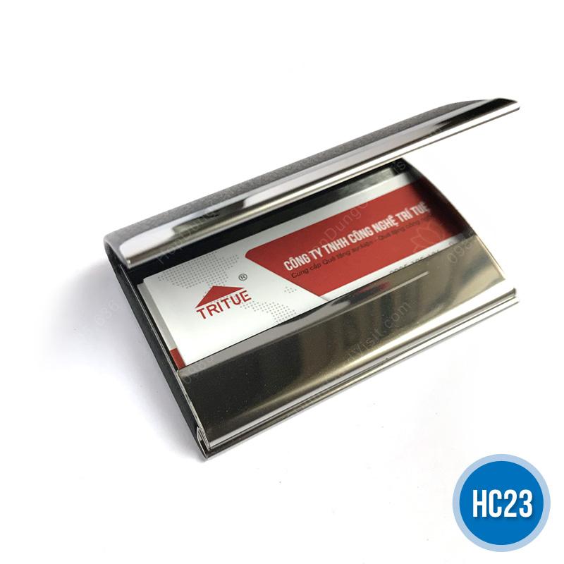Hộp đựng card visit giá rẻ HC23