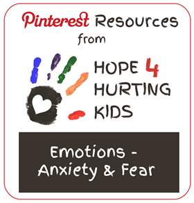 Pinterest - H4HK - Emotions - Anxiety and Fear