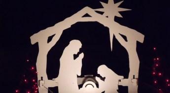 Christmas Hurting Child