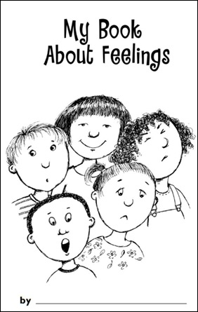 My Book About Feelings for Kids - Hope 4 Hurting Kids