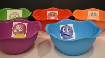 Emotion Mix Up Game