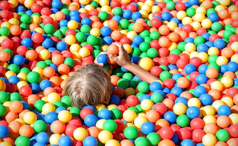 Feelings Ball Pit