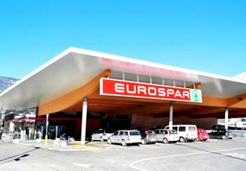 Fundraising collection day at Eurospar Cloughue