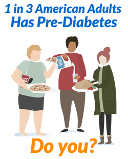 check if you're prediabetes risk