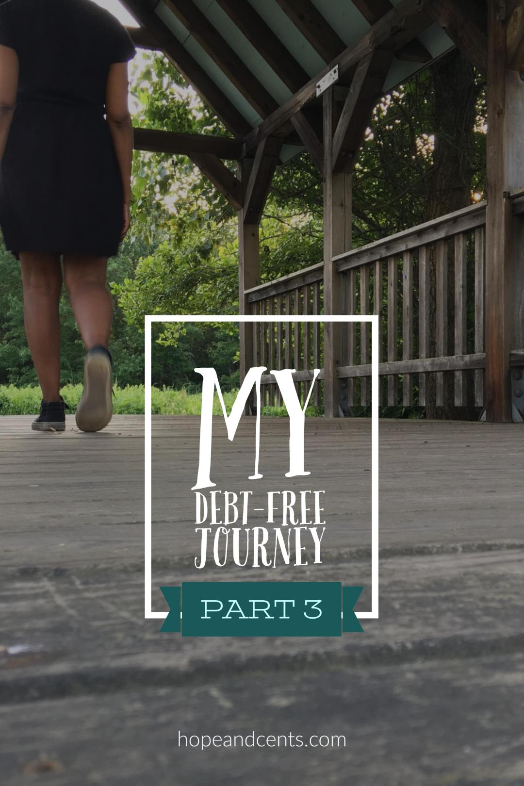 This is Part 3 in the series, My Debt-Free Journey. It's been almost five years since I paid off all $74,000 of my consumer debt and have been debt-free. This is my story.