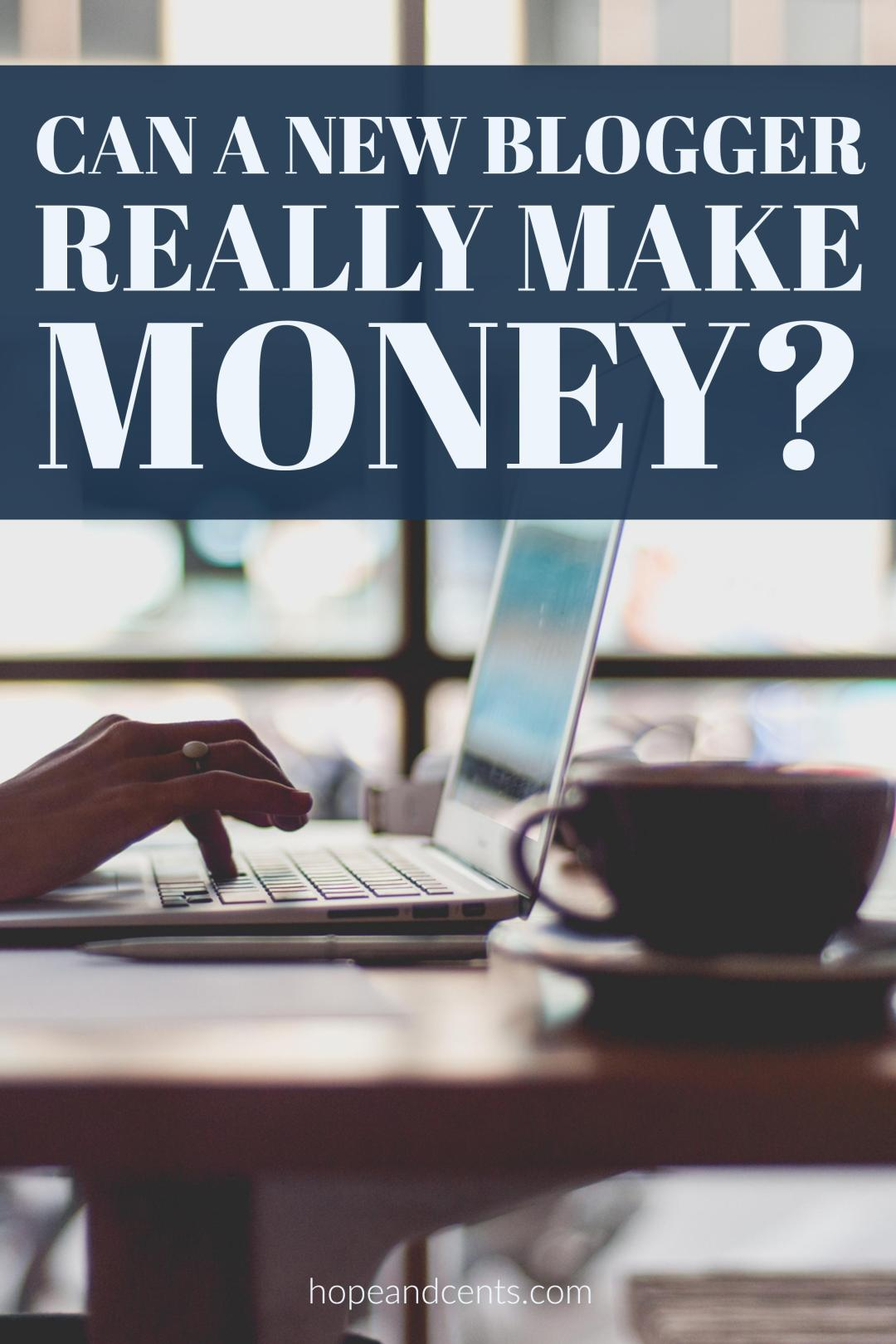 Can a new blogger really make money? This blogger makes over $70,000 month and $50,000 is from affiliate marketing. She shares her tips on how new bloggers can make money. #bogging #workfromhome #blogger #sidehustle