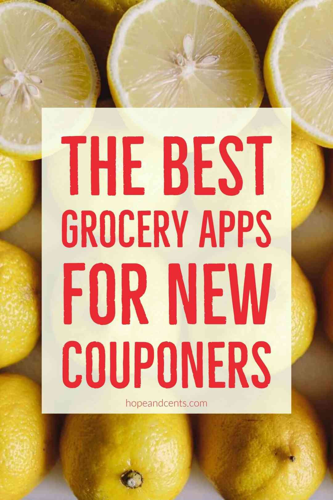 If you're new to couponing or are trying to save at the supermarket, the number of grocery apps and ways to save can be a little overwhelming. A few apps stand out as the best for new couponers.