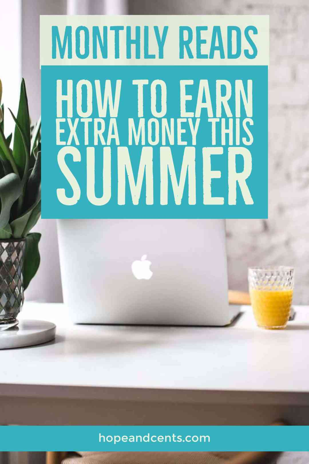Looking to make some extra money this summer? Make the most of the warm weather months with these ideas to help you pad your bank account, pay off debt, or meet a savings goal. Some can even turn into a long-term side hustle...if that's what you're looking for!