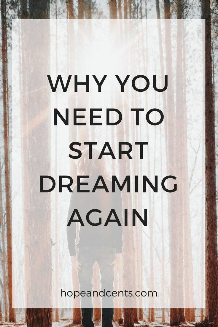 Have you buried your goals and dreams because you think you can't achieve them? If you've allowed fear, procrastination, and doubt hold you back, it's time to stop. This post is for you. #goals #faith #personaldevelopment #mindset