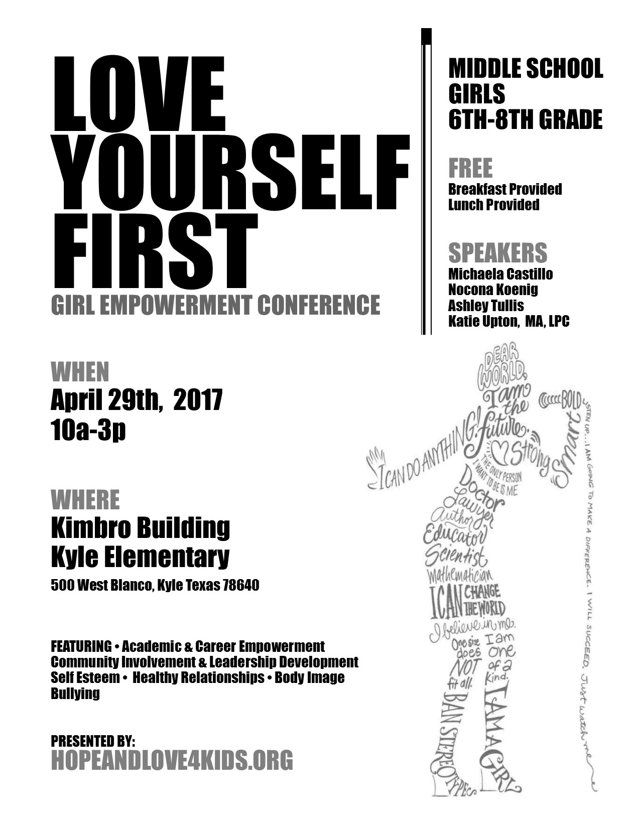 Girls Empowerment Conference