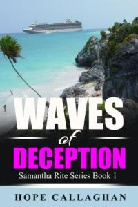 "Win A Signed Paperback Edition Of My Book, ""Waves Of Deception"""