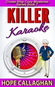 Killer Karaoke Is A Christian Cozy Mystery Book By Author Hope Callaghan