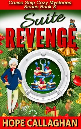 Cozy Mysteries Book,Suite Revenge by Author Hope Callaghan