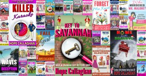 List Of Books By Hope Callaghan
