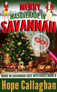 Merry Masquerade in Savannah