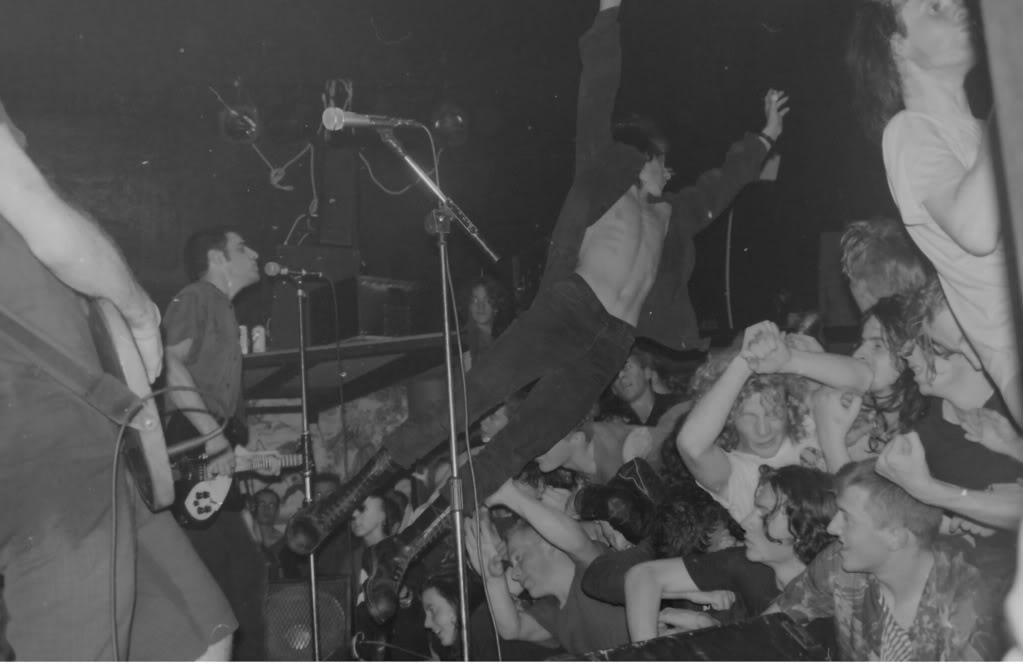 Bands that changed a life Pt 2 – FUGAZI