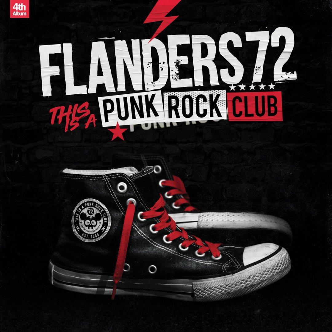 Flanders 72 punk rock club