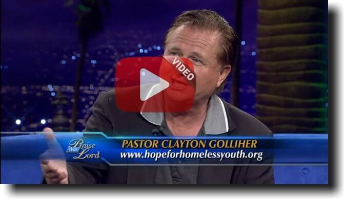 Pastor Clayton talks about the beginnings of the prostitute Outreach