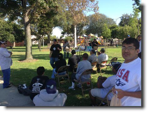 ope for homeless youth gang prevention parks outreach