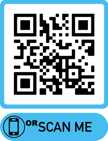scan QR code for tithely giving website