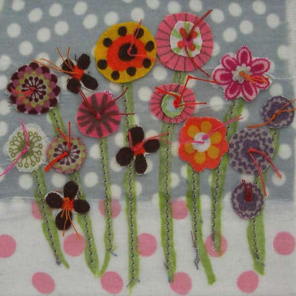 Anne Crowther - Daisy Florence