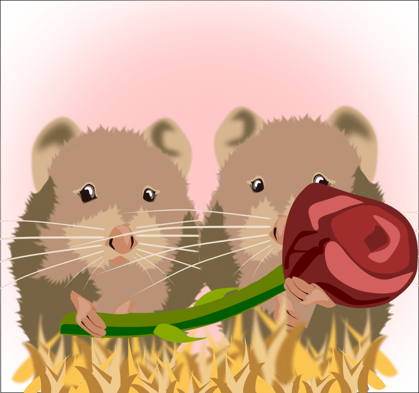 prairie voles are full of oxytocin and fall deeply in love without potions