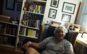 Hannah hair 2013
