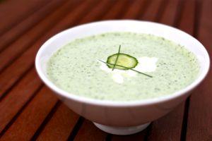 cucumber-soup