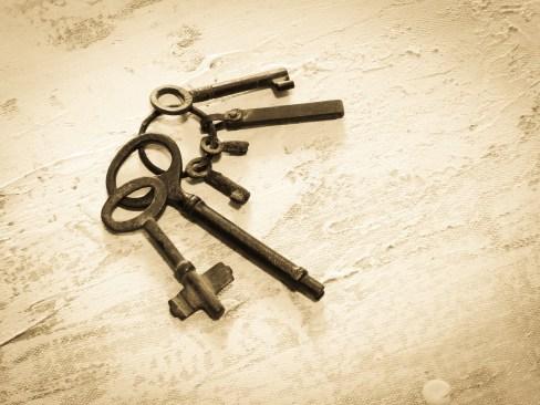 keys rusty-175759_1280