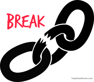 five minute friday: break