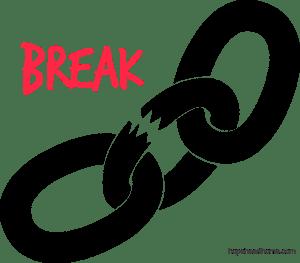 five minute friday: break