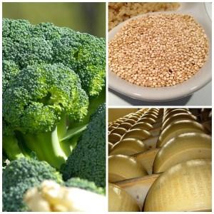 tasty tuesday: broccoli-quinoa casserole