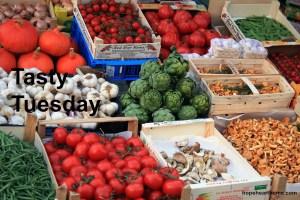 tasty tuesday – feta and bean salad