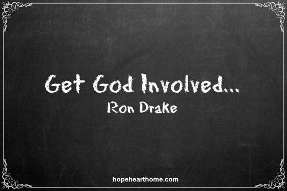 Get God Involved