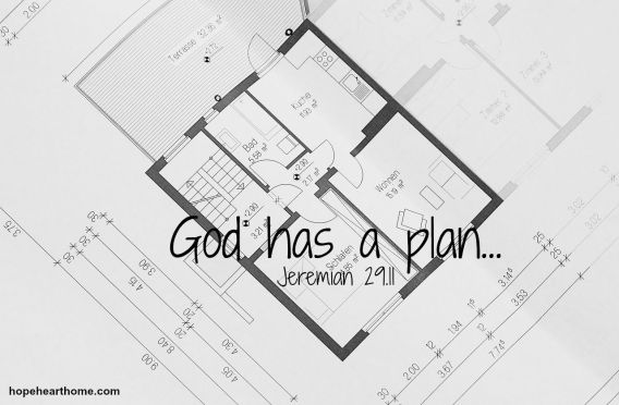 God has a plan