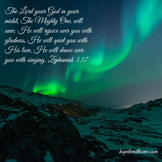 Zephaniah 3_17 northern lites