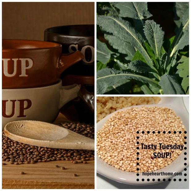 Tasty Tuesday_Lentil Soup