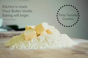 tasty tuesday: cookies