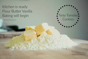 tasty tuesday: cookies