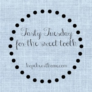 tasty tuesday: for the sweet tooth printables