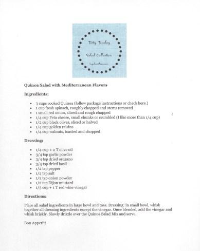 TastyTuesday Quinoa Med Sal Printable