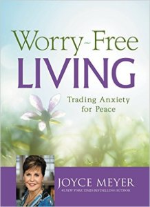 Book Review: Worry ~ Free LIVING