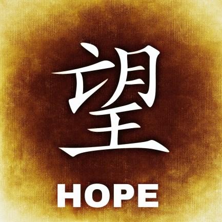 HOPE chinese-998917_1280
