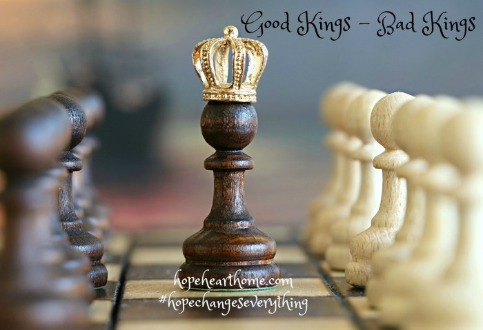HHH good kings bad kings
