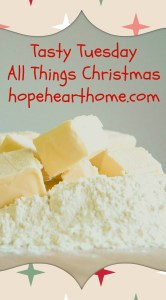 tasty tuesday: all things Christmas with Jennifer Dukes Lee